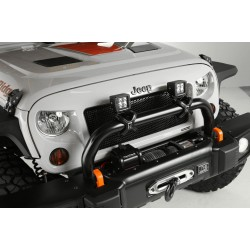 JEEP RUBİCON JK RUGGED RIDGE SPARTACUS FRONT BUMPER WITH HORN