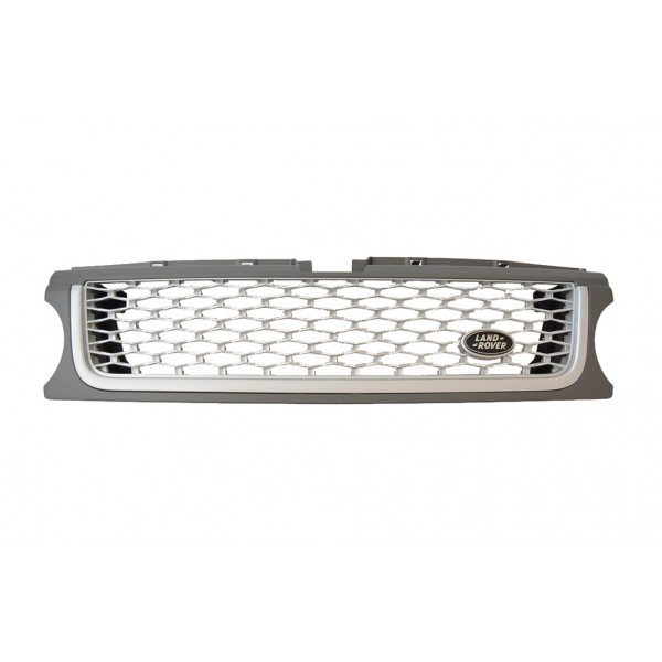 GRILLE SILVER R.ROVER SPORT 2010-2013